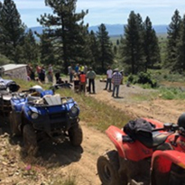 ATV Trap Shooting Excursion
